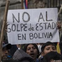 Alarma en Bolivia por la rearticulación de grupos paramilitares golpistas